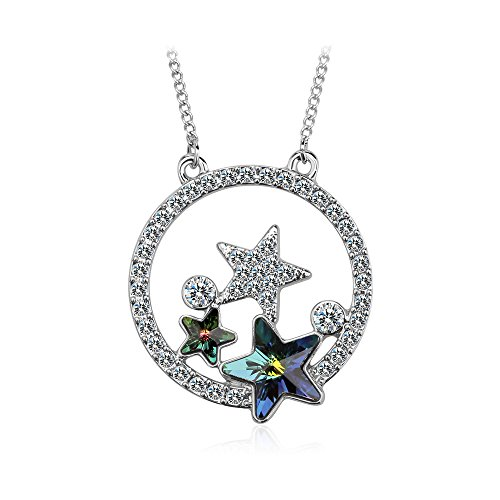 park-avenue-anhaenger-mit-kette-starstruck-silber-blau-made-with-crystals-from-swarovski