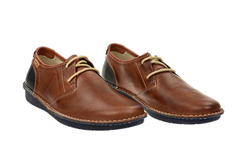 Pikolinos Santiago M7b_v17, Oxfords homme Marron