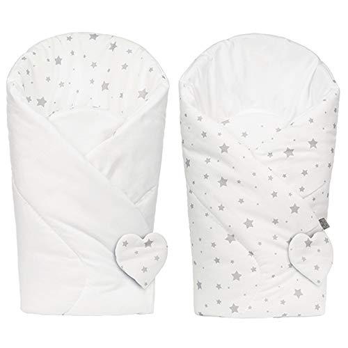 Sevira Kids - Saco de dormir para bebé 80 x 80 cm