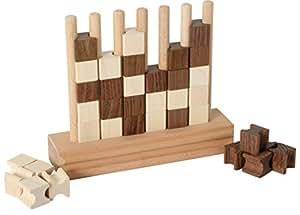 Puissance 4 - Connect 4 - en bois