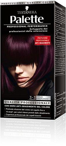 teinture pour les cheveux 3-3 viola profondo