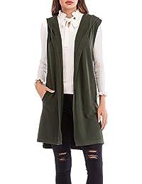 Amazon.es  chaqueta neopreno mujer - Verde   Abrigos   Ropa de ... 381d5e87ba40