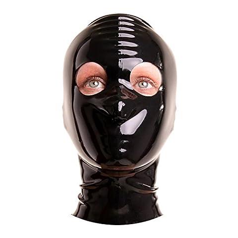 Fox Costume De Danse - EXLATEX Latex en caoutchouc fetish Accessoires Masque