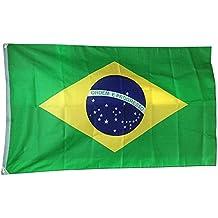 Naicasy Bandera Brasileña de 150 x ...