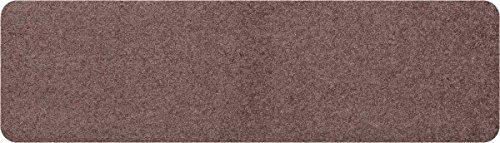 Salonloewe Minimatten Tiny Nougat, 30 x 100 cm - (SLU3020-030X100 Nougat)