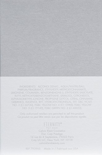 Calvin Klein Eternity Now Eau de Toilette Spray for Men 50 ml