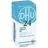 Biochemie Dhu 24 Arsenum jodatum D 6 Tabletten 80 stk preisvergleich bei billige-tabletten.eu