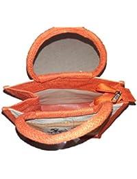 DSK Enterprise Jute Multi Color 11.5L*15w+4inch Box Eco Friendly Jute Bag (DSKE-14)