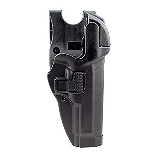 Gexgune Taktisches Militärische Verschleierung Stufe 3 Sperren Sie die rechte Taillenbandpistole für Beretta 92/96 / M9 / M9A1 (Nicht Brigadier/Elite / 92A1 / 96A1) mit oder ohne Schienen -
