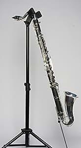 Originale Symphonie Westerwald clarinetto basso con sistema Böhm, incl. accessori-valigetta rigida di lusso e, nuovo