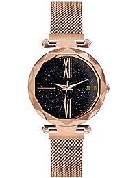 ZXMBIAO Reloj De Pulsera Reloj De Lujo para Mujer Relojes para Mujer Relojes De Pulsera De