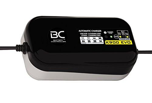BC Battery Controller 700BCK9EVO+ Caricabatteria e Mantenitore Intelligente per Batterie