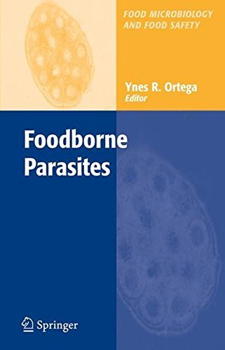 Foodborne Parasites (Food Microbiology and Food Safety) (2006-05-02) par unknown author
