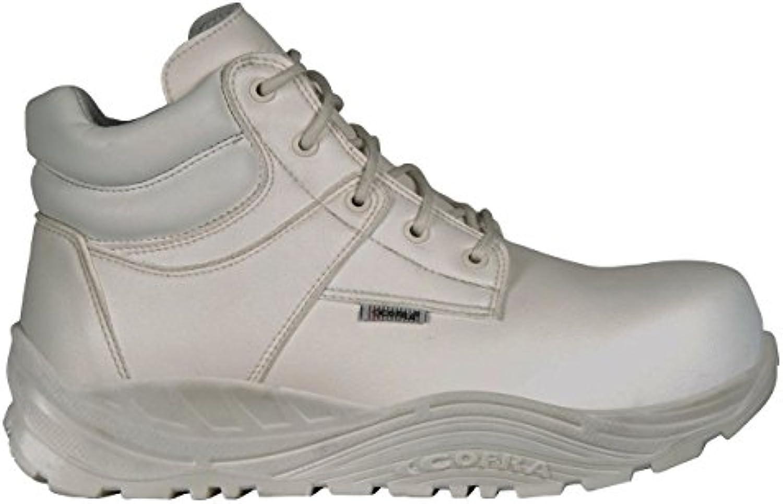 Cofra 55240 – 000.w40 Shintai S3 CI – Zapatos de seguridad SRC talla 40 BLANCO