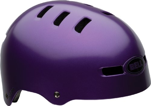 BELL Fahrradhelm Faction, purple solid, 210062027
