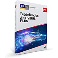 Bitdefender Antivirus plus 2021 | 1 dispositivo | 1 anno | PC | IT