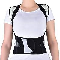 Posture Corrector Back Brace Gürtel mit Lordosenstütze Ultra Lightweight Breathable Full Adjustable Straps für... preisvergleich bei billige-tabletten.eu