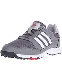 new product bd610 41af4 Adidas Response Tech 4.0wd Golf con incisioni, Nero 1  nero 1  bianco