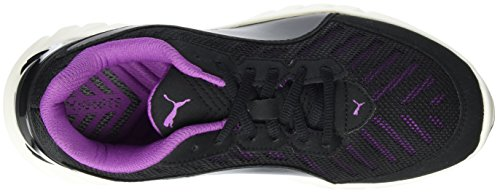 Puma Damen Ignite Ultimate Wn's Laufschuhe Schwarz (black-purple cactus flower 02)