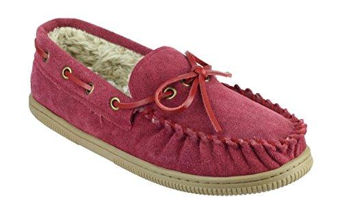 Original Suede Taw Suede Slipper Violet Size 4