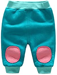 Bebé Pantalones Deportivo Invierno Niños Niñas Largo Joggers Leggings 3-24 Meses