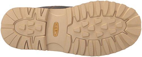 KEEN Men's The 59 Boot, Magnet Full Grain, 10 M US Magnet Full Grain
