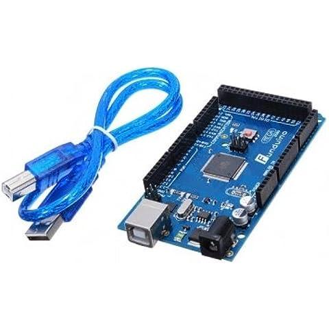ossidiana ATmega2560Funduino Mega 2560Arduino Compatibile versione