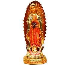 Virgen de Guadalupe 11cm