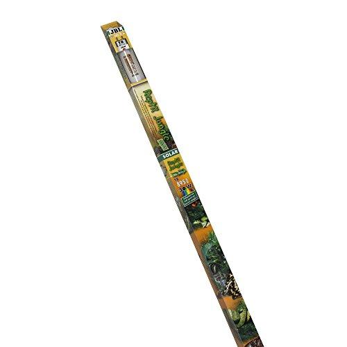 JBL 61593 Spezial Terrarienleuchtstoffröhre für Regenwaldtiere, Solar, 89.5 cm, 30 W, Solar Reptil Jungle T8