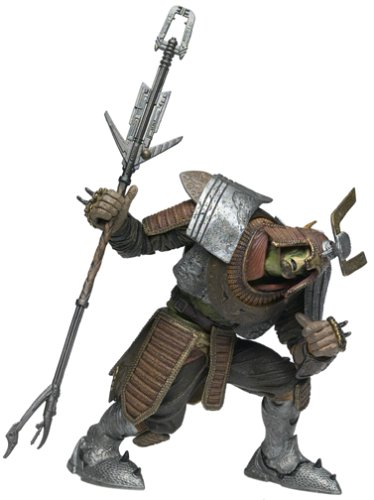 Ultima Online Actionfigur: Warlord Kabur