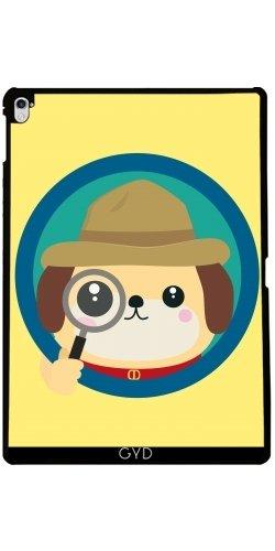 Hülle für Apple Ipad Pro (9.7 Zoll) - Hund Detektiv Mit Lupe by ilovecotton