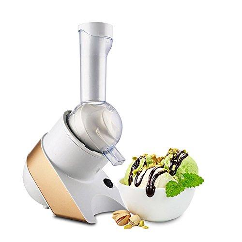 LUYR.R Automatische Gesunde Gefrorene Fruchteis-Nachtisch-Hersteller-Maschine, Jogurt Und Süßer Smoothie-Hersteller-Mischmaschine