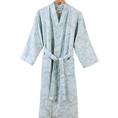 8d275ac4608e Black Temptation Pijamas de algodón Khan Steamed Clothing Pijamas Sueltos  Yukata