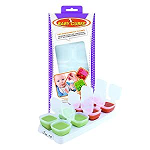 Petite Creations Baby Cubes Food Portioners (Stage 2)