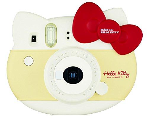 Fujifilm Instax Mini Hello Kitty Sofortbildkamera 0.37MP, Rot und Weiß Hello Kitty Kamera