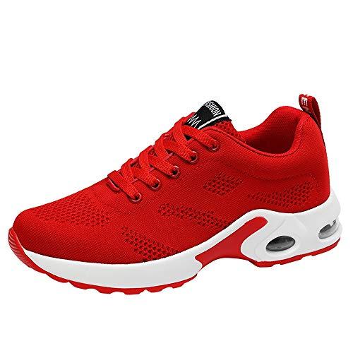 Damen Schaukelschuhe,TWBB Mode Boden Leichtgewicht Schuhe Laufschuhe Luftkissen Sportschuhe Outdoor Breathable Freizeitschuhe