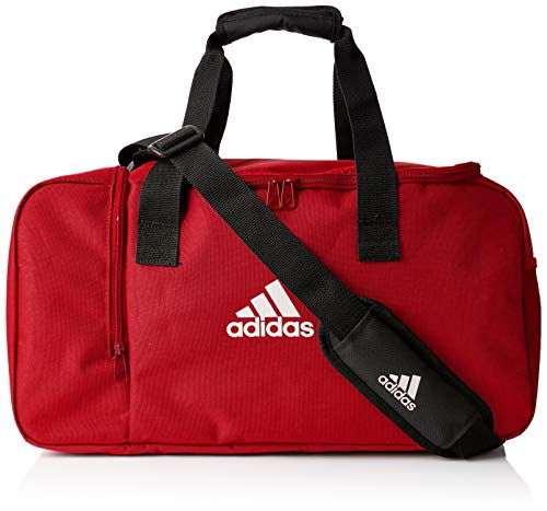 adidas DU1985 - Bolsa de Deporte, Unisex Adulto, Power Red/White, Talla Única