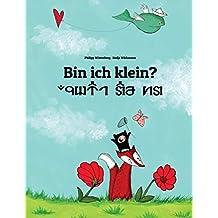 Bin ich klein? Av haa luume?: Kinderbuch Deutsch-Seren (zweisprachig/bilingual)