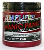 Manic Panic Amplified Hot Hot Pink 4oz by Manic Panic