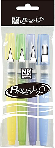 Kuretake Zig Watercolor System Brush2O, Multi, klein