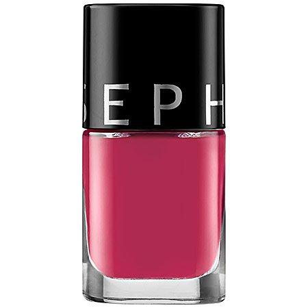 Sephora Color Hit Nail Polish #28 Dinner For 2 - Deep Fuschia, 0.16 oz. by SEPHORA COLLECTION