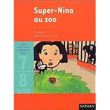 Super-Nina au zoo