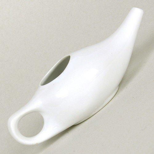 Neti pot in Ceramica per irrigazione nasale