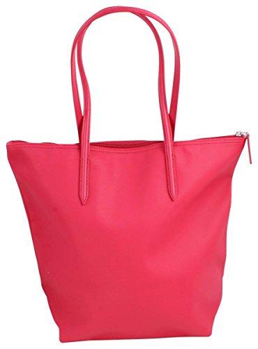 Lacoste Sac Femme L1212 Concept Vertical Shopper Tasche 39 cm Virtual Pink