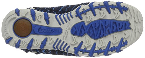 Allrounder by Mephisto Niro Seamless, Chaussures Multisport Outdoor Femme Bleu (indaco)