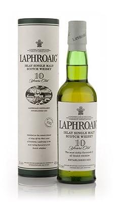 Laphroaig 10 Year Old 35cl Single Malt Whisky
