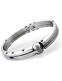 High Polish Surgical Steel Bangle Bracelet