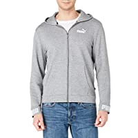 PUMA Erkek Sweatshirt Amplified Hooded Jacket Tr