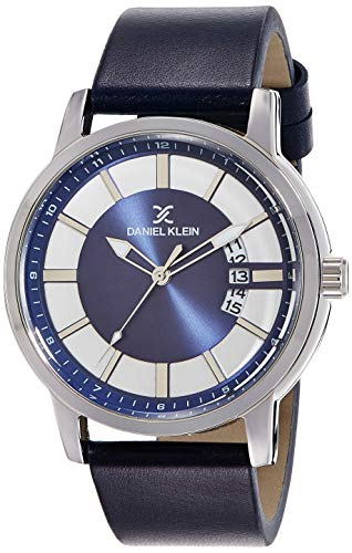 Daniel Klein Analog Multi-Colour Dial Men's Watch-DK11836-6