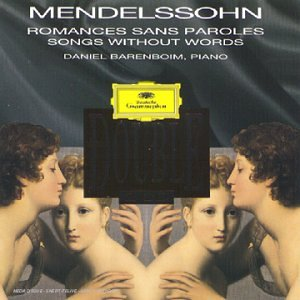 MENDELSSOHN - Romances sans paroles